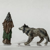 Zelata et loup dos