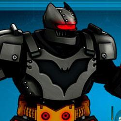 Batman Thraser suit