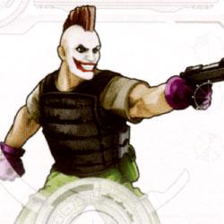 Joker's Gang Handgun