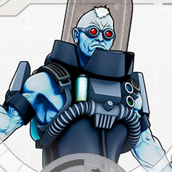 Mr. Freeze New 52