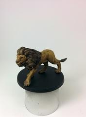le lion du roi