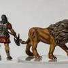 Amra et lion dos