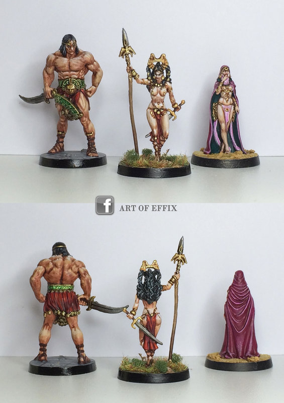 Conan - Khosatral Khel & Belît & princess by Effix.jpg