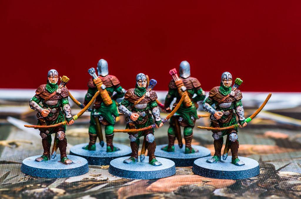 Archers Bossoniens