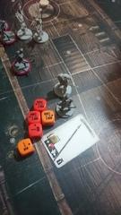 Autour de Conan d'éxécuter un coup foudroyant sur Zaporavo le laissant à 1 point de vie seulement d'un seul coup ! Il sera ensuite transpercé par Shevatas récupérant la lance derrière lui !