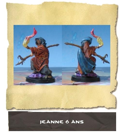 Jeanne 6ans