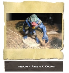 Orion 4ans