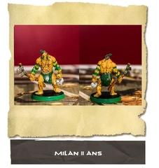 Milan 11ans