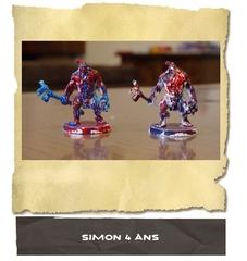 Simon 4ans