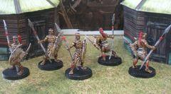 Gardes de la Tigresse