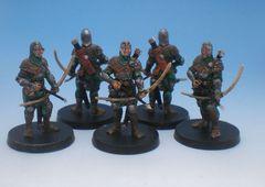 5 Archers