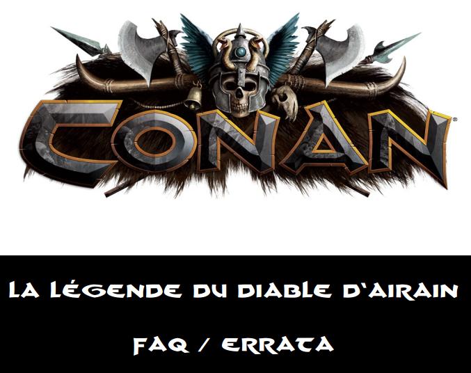 """FAQ Campagne """"La Légende du Diable D'Airain"""""""