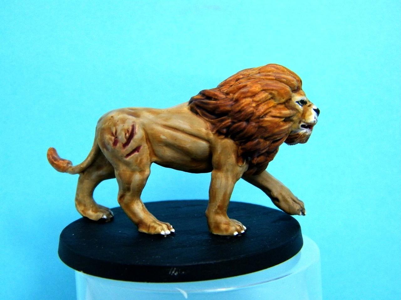 le Lion bis