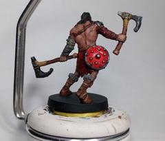Conan vagabond de dos