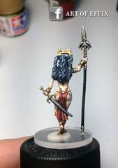 Belit queen 03 painting Effix