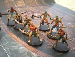 Un autre groupe de pirates