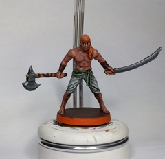 Pirate (alt sculpt)