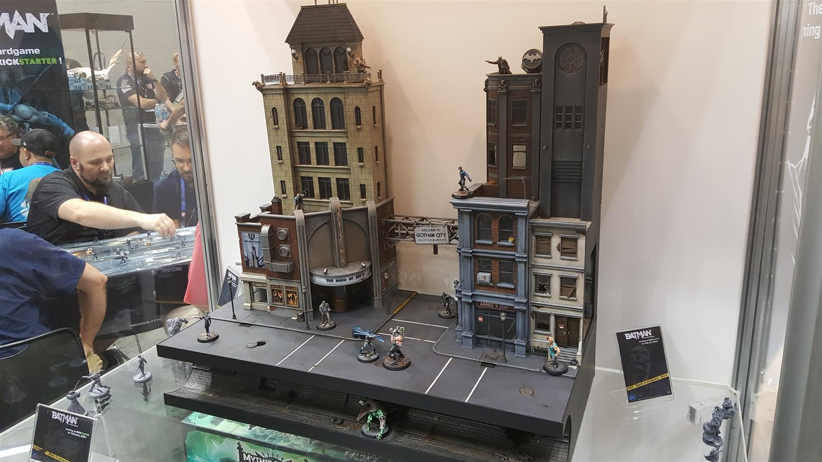 Gencon50 : Diorama Batman
