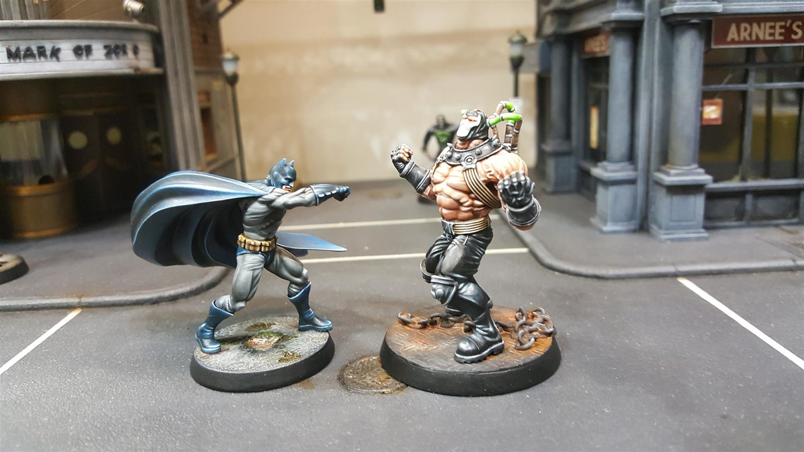 Gencon50 : olds and news miniatures.
