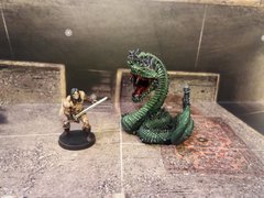 Conan & Serpent