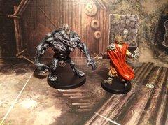 Conan vs Démon noir