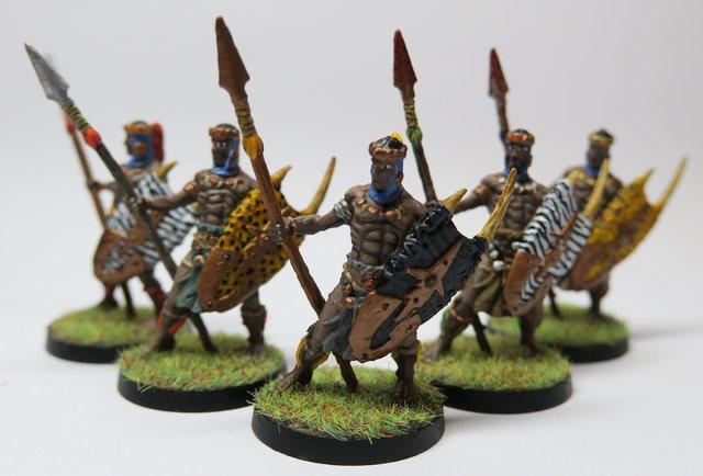 Les gardes de Bêlit