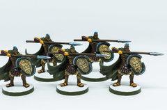 Hoplites, groupe