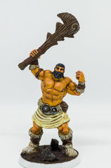 Héraklès, face