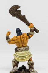 Héraklès, dos