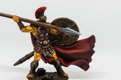 Léonidas, profil