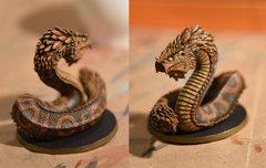 Dragon d'Ismène