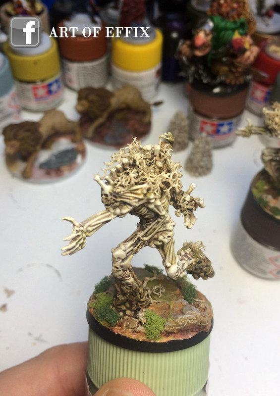 Conan - Bones Golem 01 - painting Effix.jpg
