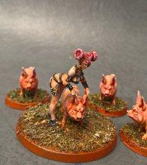 Circé et ses cochons