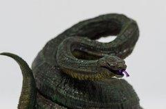 MBP, Python (gros plan)