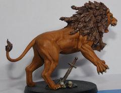 Lion Némée 2