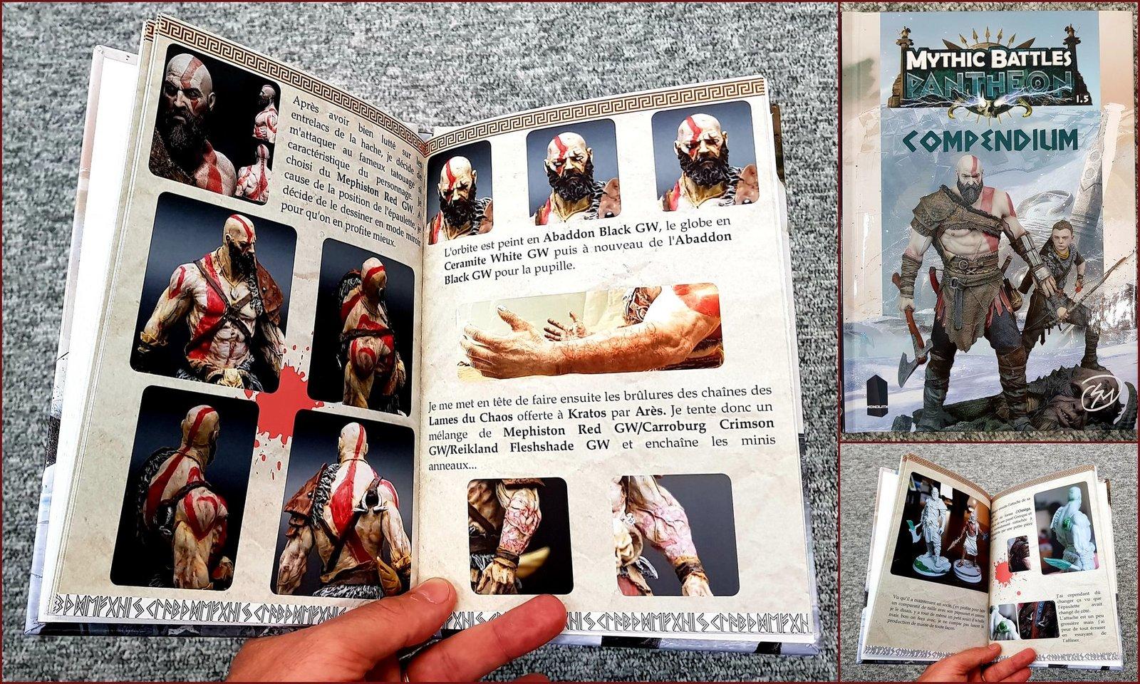 Kratos pour MBP par Sylvain/Helyan