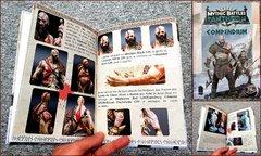 Et histoire de continuer sur ma lancé, création d'un mini-compendium dans le style Martin Grandbarbe :D