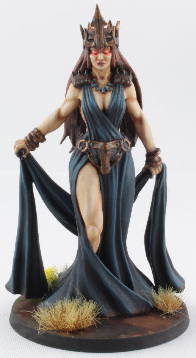 Tanrıça Persephone - Dünya Mitolojisi