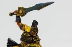 Achille (gros plan)