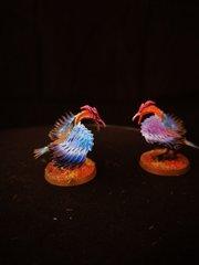 Oiseaux de Stymphale