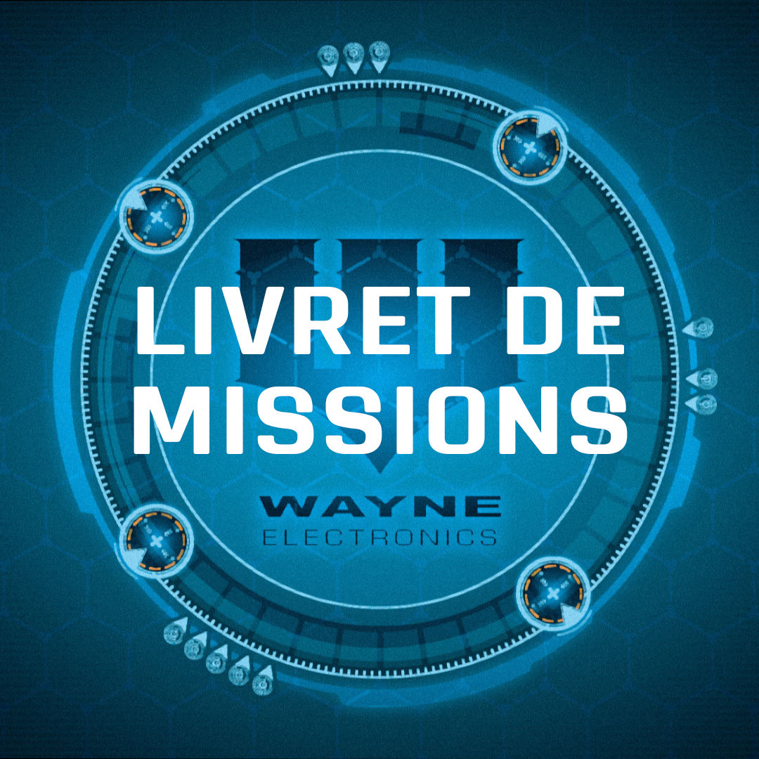 Batman : Gotham City Chronicles - Livret de missions (Boîtes de base)