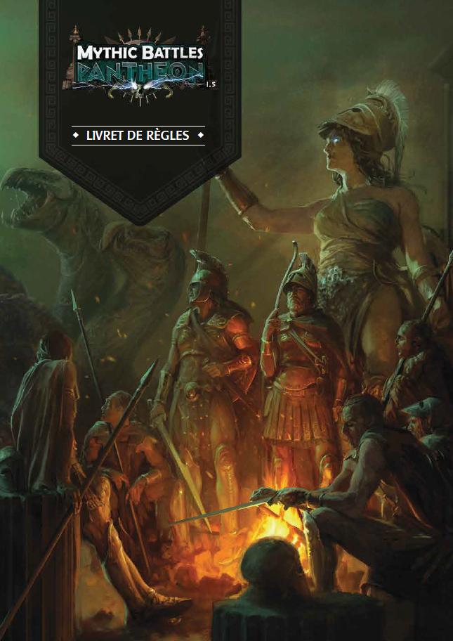 Livret de règles - Mythic Battles : Panthéon 1.5