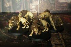 Chiens Lions de Kitaï