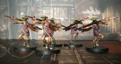 Javeliniers de Kitaï