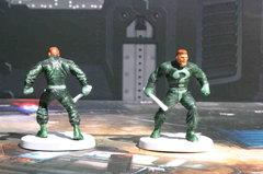 Riddler's gang / Baton