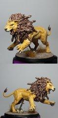 Lion de Némée