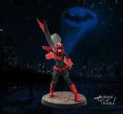 Fredk Peinture Core Box Batman