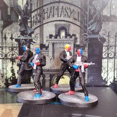 Harley Quinn gang