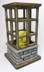 Cage pour dés méchants