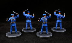 GCPD Officer with Baton (groupe)